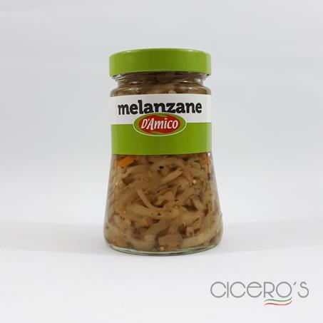 Picture of D'Amico Melenzane/Eggplants Large Jar (460g)