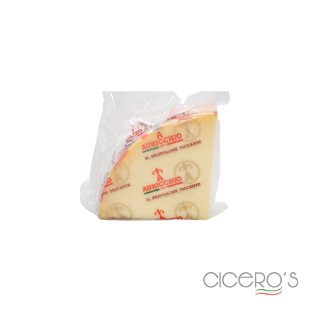 Picture of Auricchio Provolone Piccante Cheese Half Piece (approx 500g)