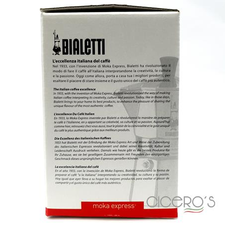 Picture of Bialetti Moka Express Coffee Maker 3 Cup