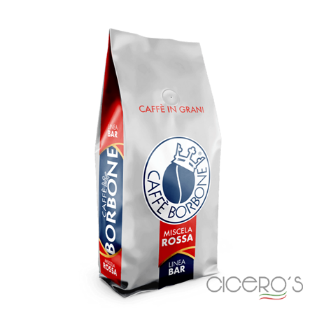Picture of Borbone Bar Red Blend Coffee Beans (1Kg)
