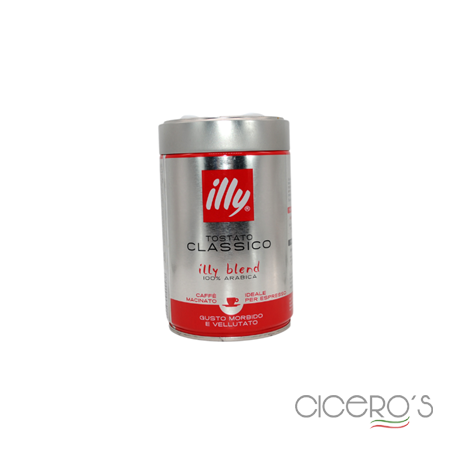 Picture of Illy Classic Arabica Blend Ground Coffee (250g)