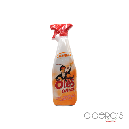 Picture of Oies Essence Cleaner & Air Freshener Spray Ambra/Amber (750ml)