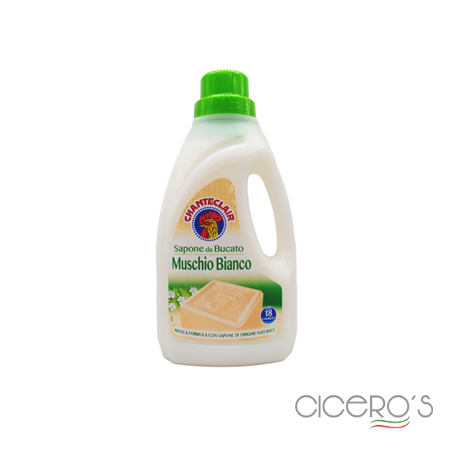 Picture of Chanteclair Bucato Laundry Soap White Musk (1Ltr)