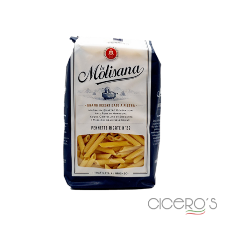 Picture of Molisana No.22 Pennette Rigate (500g)