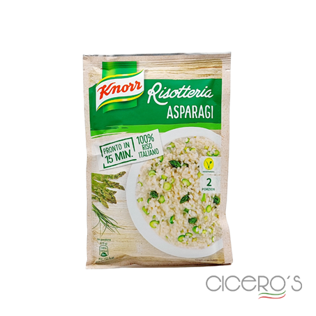 Picture of Knorr Quick Cook Risotto Asparagi/Asparagus (175g)