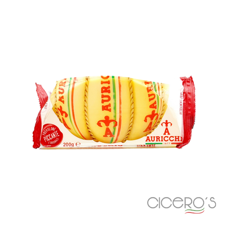 Picture of Auricchio Provolone Piccante Cheese Small Piece (200g)